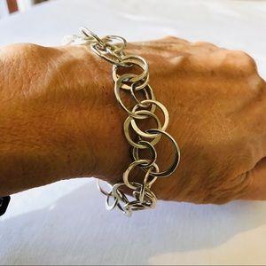 Hi Ho Silver Jewelry - Sterling handcrafted bracelet